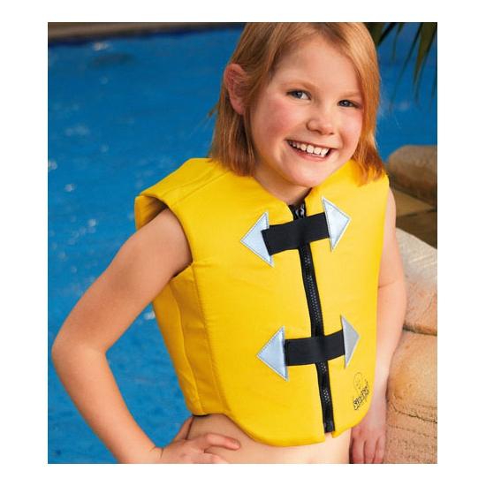 Geel zwemvest 2-6 jaar