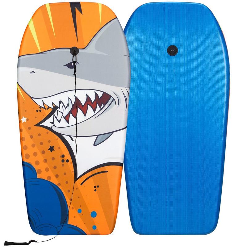 Haai strand bodyboard 93 cm speelgoed
