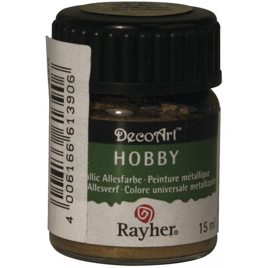 Hobby alles verf goud 15 ml