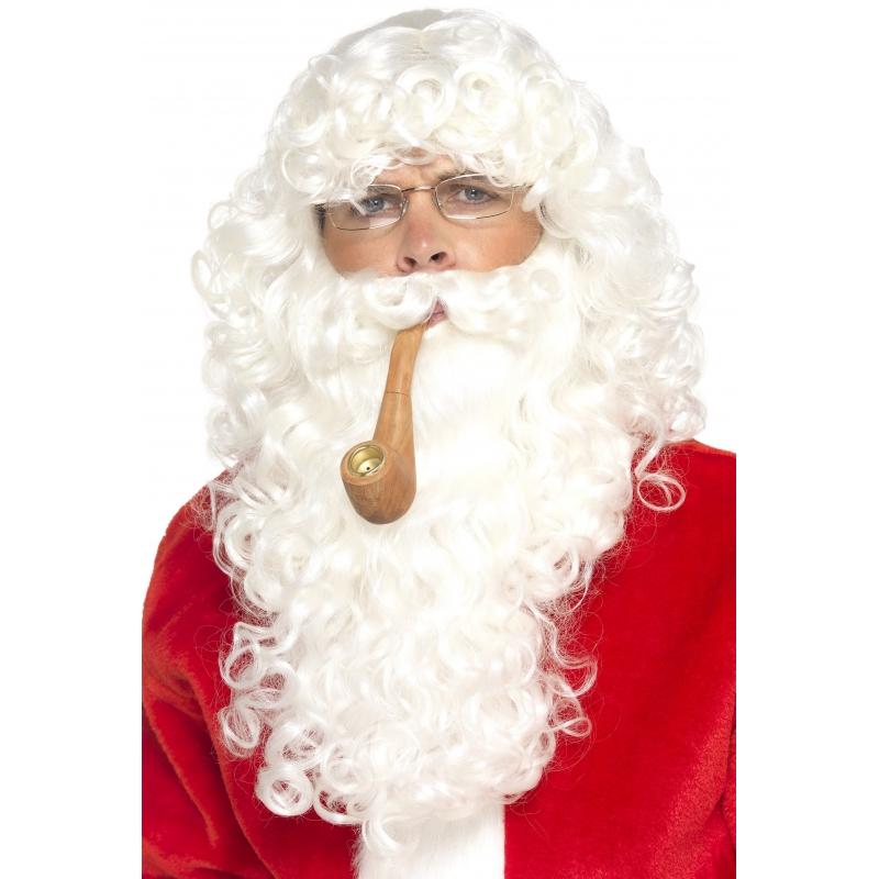 Kerstmannen verkleedset