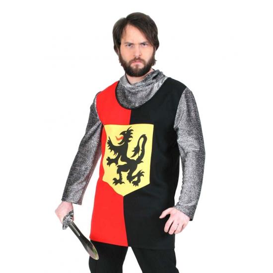 Luxe ridder shirt voor heren