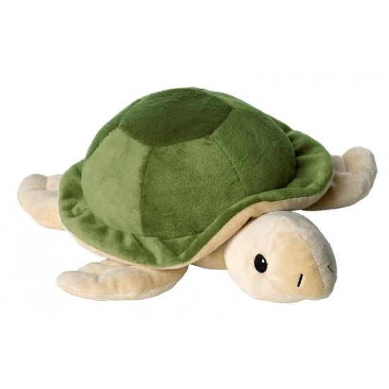 Magnetron warmte knuffel schildpad