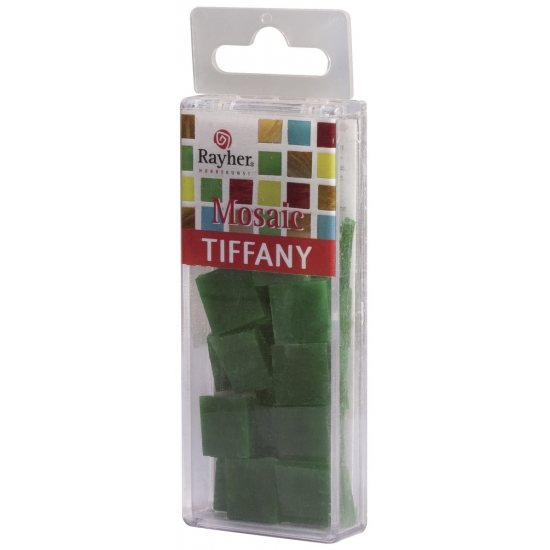 Marmer groene mozaiek steentjes