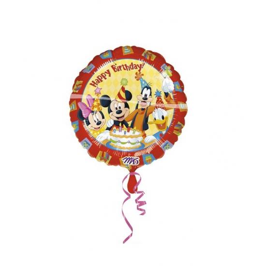 Mickey Mouse folie ballon 45 cm