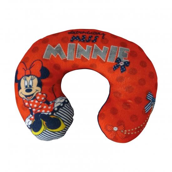 Minnie Mouse reis nek kussen