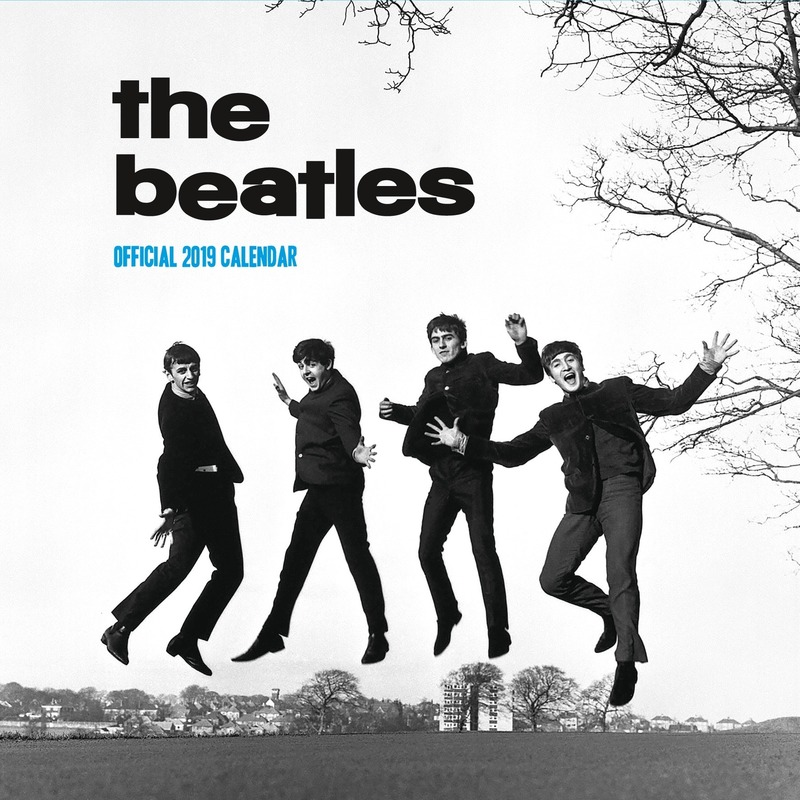 Muziek kalender 2019 The Beatles Geen Diversen overig
