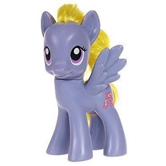 My Little Pony Lily Blossom speelfiguur 8 cm paars geel