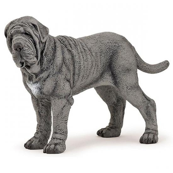 Plastic Mastiff 11 cm