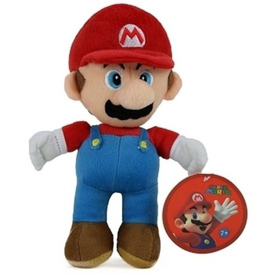 Pluche Super Mario knuffel pop 30 cm speelgoed