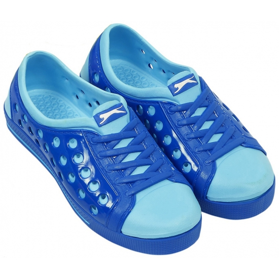 Slazenger waterschoenen voor dames kobalt-lichtblauw