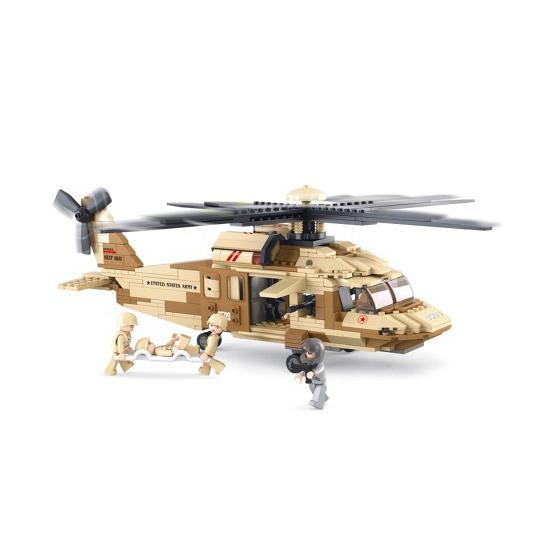 Sluban Black hawk helikopter