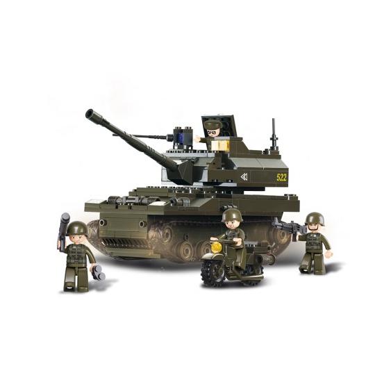 Sluban leger tank