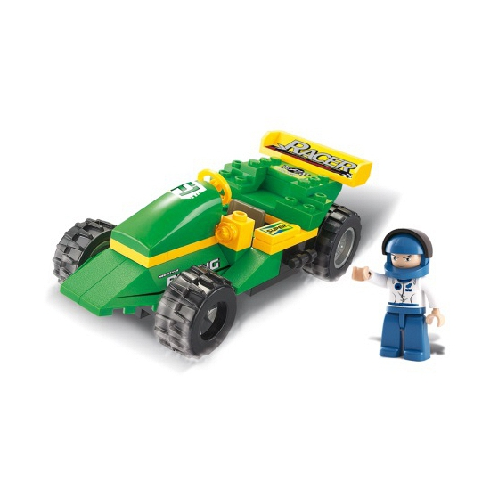 Sluban racewagen