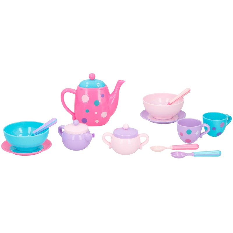 Speelgoed theeservies set 16 delig type 2
