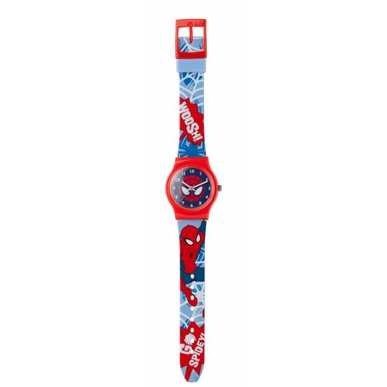 Spiderman analoog horloge voor jongens
