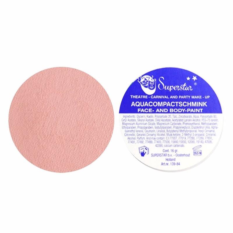 Superstar schmink licht roze