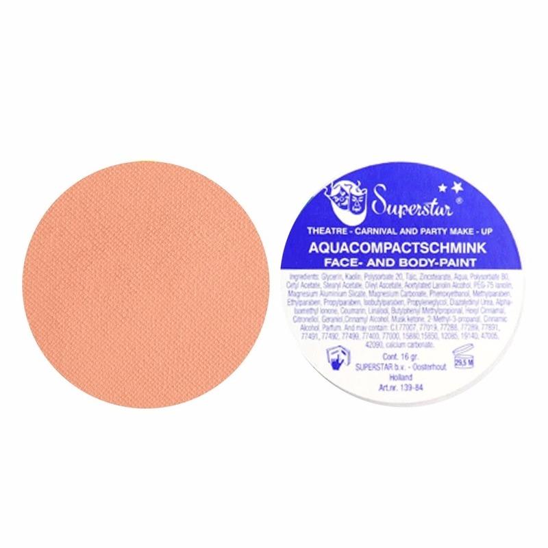 Superstar schmink roze huidtint