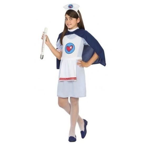 Verpleegster zuster verkleed kostuum voor meisjes