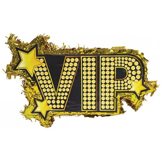 VIP pinata goud